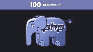 PHP in 100 Seconds