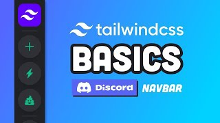 Ultimate Tailwind CSS Tutorial // Build a Discord-inspired Animated Navbar